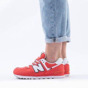 Buty damskie sneakersy New Balance GC574SOL obraz