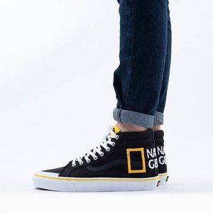 Buty sneakersy Vans x National Geographic UA Sk8-Hi Reissue 13 VN0A3TKPXHP1 obraz