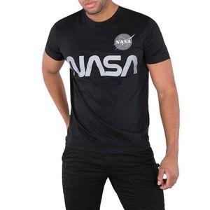 Koszulka męska Alpha Industries Nasa 178501 03 obraz