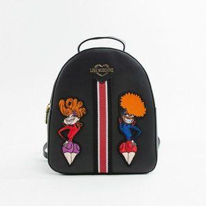 Love Moschino Plecak Czarny obraz