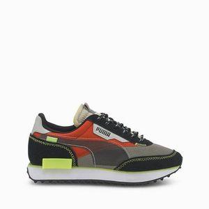 Buty damskie sneakersy Puma Future Rider City Attack Jr 373147 01 obraz