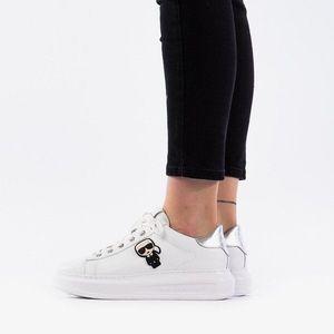 Buty damskie sneakersy Karl Lagerfeld Kapri Ikonik Lo KL62530 01S obraz