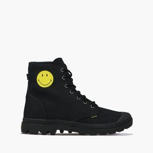 Buty Palladium x Smiley Pampa Fest Pack 75581-091-M obraz