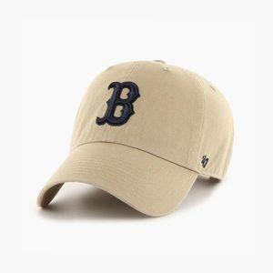 Czapka '47 MLB Boston Red Sox Clean Up B-RGW02GWSNL-KHB obraz