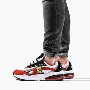 Buty męskie sneakersy Puma Cell Venom x Scuderia Ferrari 370338 01 obraz