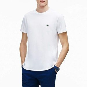 Koszulka męska Lacoste Pima TH6709-001 obraz