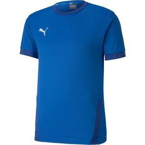 Puma TEAM GOAL 23 niebieski XL - Koszulka sportowa męska obraz