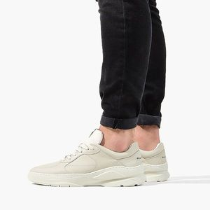 Buty męskie sneakersy Filling Pieces Low Cage Cosmo Linus Off White 37927301890PMZ obraz