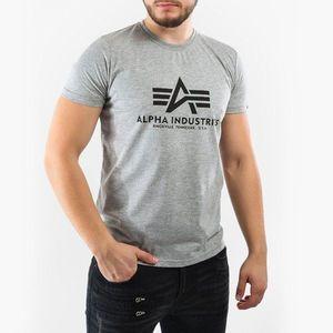 Koszulka męska Alpha Industries Basic 100501 17 obraz