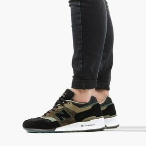 Buty męskie sneakersy New Balance Made in USA Military Pack M997PAA obraz