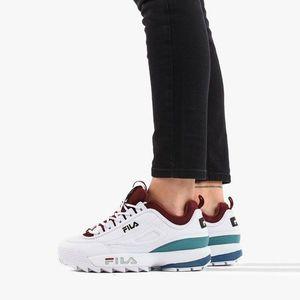 Buty damskie sneakersy Fila Disruptor CB low 1010604 02H obraz