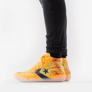 "Buty męskie sneakersy Converse All Star Pro BB Hi ""Hyperbrights"" pack 166261C obraz"