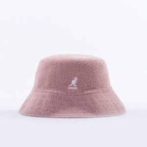 Kapelusz Kangol Bermuda Bucket Hat K3050ST DUSTY ROSE obraz