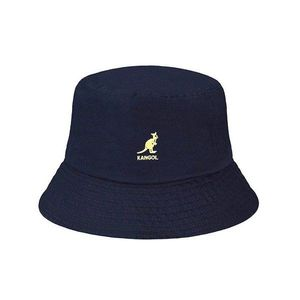 Kapelusz Kangol Washed Bucket Hat K4224HT NAVY obraz