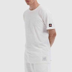 Koszulka męska Ellesse Pallazzo Tee SHE08837 OFF WHITE obraz