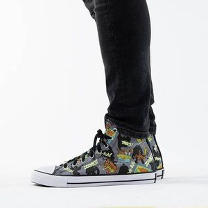 Buty sneakersy Converse x Scooby-Doo Chuck Taylor All Star High Top 'Glow In The Dark' 169073C obraz