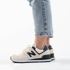 Buty damskie sneakersy New Balance WL574LBA obraz