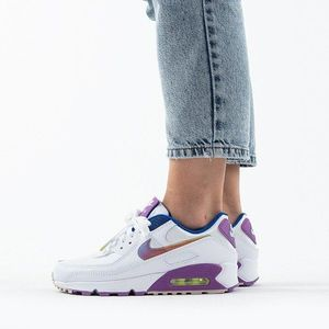 Buty damskie sneakersy Nike W Air Max 90 SE CJ0623 100 obraz