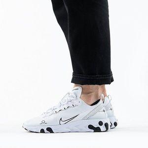 Buty męskie sneakersy Nike React Element 55 CU3009 100 obraz
