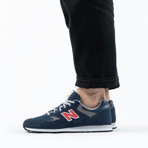 Buty męskie sneakersy New Balance ML393SS1 obraz