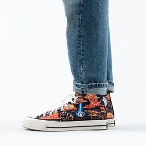Buty sneakersy Converse Twisted Resort Chuck 70 High Top 167761C obraz