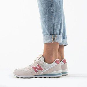 Beżowo brązowe sneakersy damskie obraz