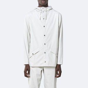 Kurtka Rains Jacket 1201 OFF WHITE obraz