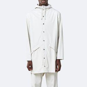 Płaszcz Rains Long Jacket 1202 OFF WHITE obraz
