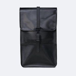Plecak Rains Backpack 1220 SHINY BLACK obraz