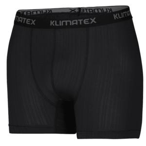 Klimatex BAX czarny S - Bokserki funkcjonalne męskie obraz