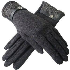Rękawiczki Rebeka - Szary obraz