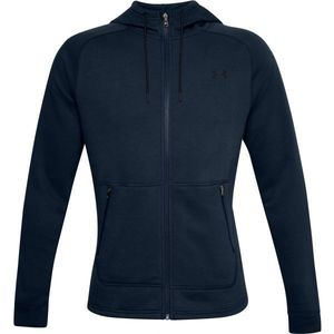 Under Armour CHARGED COTTON FLC FZ HD XL - Bluza męska obraz