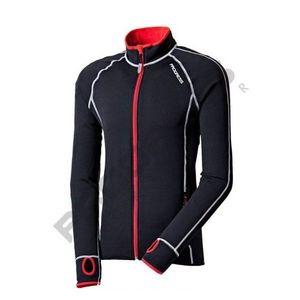 Progress TOREZ II czarny XL - Bluza rozpinana męska obraz