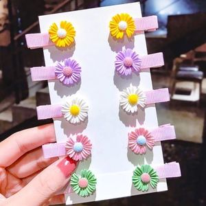 Spinki dziecięce Flowers - Typ2 KP7485 obraz