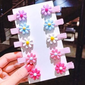 Spinki dziecięce Flowers - Typ4 KP7487 obraz
