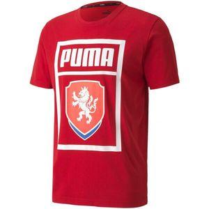 Puma FACR PUMA DNA TEE M - Koszulka piłkarska męska obraz