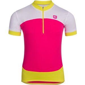 Etape PEDDY różowy 128-134 - Koszulka rowerowa dziecięca obraz